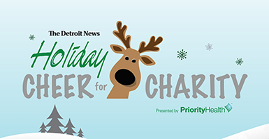 Detroit News Holiday Cheer for Charity logo