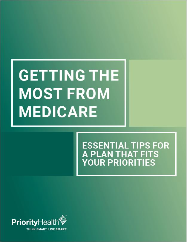 medicare guide cover, getting the most from medicare