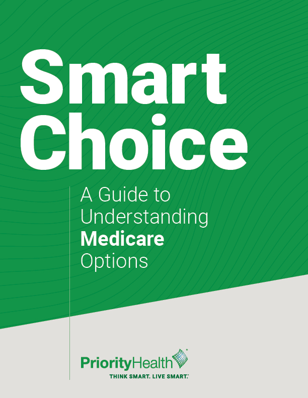 Smart Choice Medicare eguide cover