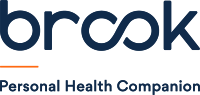 Brook Personal Health Companion logo