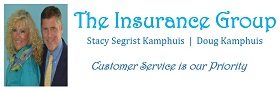 The insurance group logo