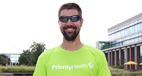 Priority Health Spotlight Champion